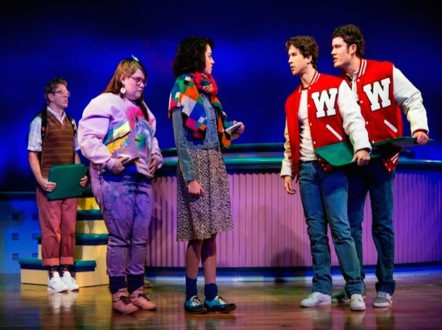 Quiz: Which 'Heathers' Character Are You? - Theatre Nerds